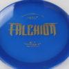 Falchion - blue - opto - gold - 173g - neutral - neutral