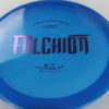 Falchion - blue - opto - purple - 173g - neutral - neutral
