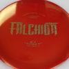 Falchion - redorange - opto - gold-dots-mini - 173g - neutral - neutral