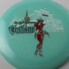 Outlaw - Glow - 5 Year Anniversary - white - red - black - 174g - 3311 - somewhat-flat - neutral