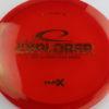 Explorer - Opto-X - Ricky Wysocki - red - opto-x - bronze - 174g - pretty-flat - somewhat-stiff