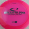Ballista Pro - Opto-X - David Feldberg - pink - opto-x - light-blue - 175g - somewhat-domey - somewhat-stiff