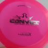 Convict - Lucid-X - Paige Pierce - pink - lucid-x - silver - 173g - super-flat - somewhat-stiff