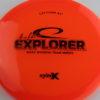 Explorer - Opto-X - Ricky Wysocki - orange - opto-x - black - 174g - pretty-flat - somewhat-stiff