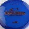 Explorer - Opto-X - Ricky Wysocki - blue - opto-x - bronze - 176g - somewhat-flat - somewhat-stiff