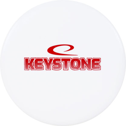 Latitude 64 Keystone Zero Medium white with red stamp