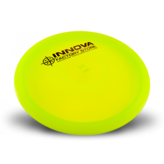 Innova Champion Scorpion Green with red F2 stamp