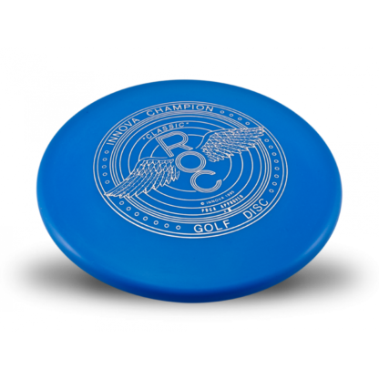 Innova Classic Roc Blue Star with gray stamp