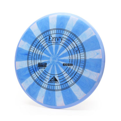 Cosmic Electron Envy - Blue/White with Black stamp