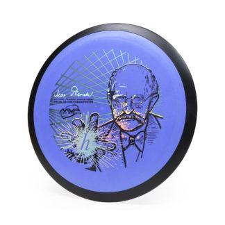 Fission Photon - SE - Blue/Purple core - Black rim - 3 foil stamp