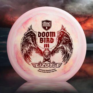 Discmania Swirly S-Line FD3 Doom Bird III Doom Bird 3 Simon Lizotte