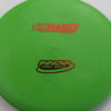 Mako3 - green - xt - red - 180g - 3311 - somewhat-puddle-top - neutral