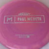 Zeus - Paul McBeth Prototype - silver-dots-small - 173-175g - 3311 - neutral - somewhat-stiff