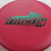 Firefly - Nexus - Nate Sexton - red - green - 175g - 3311 - somewhat-puddle-top - somewhat-stiff