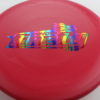 Firefly - Nexus - Nate Sexton - red - rainbow - 175g - 3311 - somewhat-puddle-top - somewhat-stiff