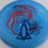 Destroyer - Star - Stargate XXL - blue - red-fracture - 175g - neutral - neutral