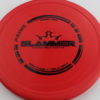 Slammer - red - prime - black - 174g - 3311 - super-flat - pretty-stiff