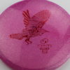 Tui - pink - cosmic - red-fracture - 169g - somewhat-domey - pretty-stiff