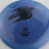 Kahu XG - blue - cosmic - black - 170g - somewhat-domey - somewhat-gummy