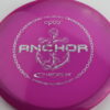Anchor - blend-pinkpurple - opto - silver-fracture - 304 - 179g - pretty-flat - neutral