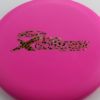 Soft Challenger - pink - x-line - leopard - 173-175g - somewhat-puddle-top - pretty-gummy