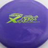 Soft APX - purple - x-line - green - 173-175g - 3311 - super-flat - pretty-gummy