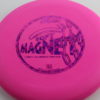 Soft Magnet - pinkpurple - d-line - fuchsia-fracture - 173-175g - somewhat-puddle-top - very-gummy