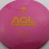 Cypress - pink - treeline - yellow - 173g - pretty-domey - pretty-gummy
