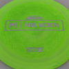 Anax - Paul McBeth Prototype - silver-holographic - 173-175g - 3311 - somewhat-domey - neutral