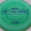 Anax - Paul McBeth Prototype - blue - 173-175g - 3311 - somewhat-domey - neutral