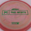 Anax - Paul McBeth Prototype - green-fracture - 173-175g - 3311 - neutral - neutral