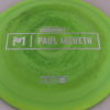 Anax - Paul McBeth Prototype - silver - 167-169g - 3311 - somewhat-domey - neutral