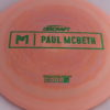 Anax - Paul McBeth Prototype - green-fracture - 173-175g - 3311 - somewhat-domey - neutral