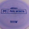 Anax - Paul McBeth Prototype - blue-fracture - 173-175g - 3311 - somewhat-domey - neutral