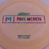 Anax - Paul McBeth Prototype - acid-party-time - 173-175g - 3311 - neutral - neutral