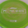 Anax - Paul McBeth Prototype - white - 167-169g - 3311 - somewhat-domey - neutral