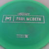 Anax - Paul McBeth Prototype - silver-flowers - 173-175g - 3311 - neutral - neutral