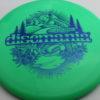TD - green - s-line - blue - 166g - pretty-domey - neutral