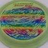 Hurricane - Swirl Proline - Shasta Criss - rainbow-stars - 173-175g - somewhat-domey - somewhat-gummy