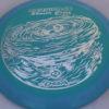 Hurricane - Swirl Proline - Shasta Criss - silver-shatterdots - 170-172g - somewhat-flat - somewhat-gummy