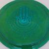 H2 V2 - 750 Spectrum - Kevin Jones - teal - 174g - 3311 - neutral - somewhat-stiff