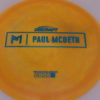 Anax - Paul McBeth Prototype - blue-pebbles - 170-172g - 3311 - somewhat-domey - neutral
