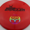 Cannon - Experimental - Test Drive - red - black - rainbow - 162g - neutral - somewhat-stiff