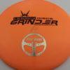 Cannon - Experimental - Test Drive - light-orange - black - silver - 159g - pretty-domey - pretty-gummy