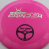 Cannon - Experimental - Test Drive - pink - silver - black - 143g - somewhat-domey - somewhat-gummy