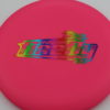 Firefly - Nexus - Nate Sexton - pink - rainbow - 175g - 3311 - somewhat-puddle-top - somewhat-stiff