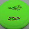 Colossus - green - star - rainbow-jelly-bean - 304 - 175g - 3311 - somewhat-flat - neutral