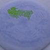 Ghost - Swirly Icon - Flat Top - green-lines - 179g - 3311 - pretty-flat - somewhat-stiff
