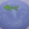 Ghost - Swirly Icon - Flat Top - green-lines - 180g - 3311 - pretty-flat - somewhat-stiff