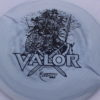 Valor - Icon - First Run - black - 180g - 3311 - pretty-domey-to-a-puddle-top-center - somewhat-stiff